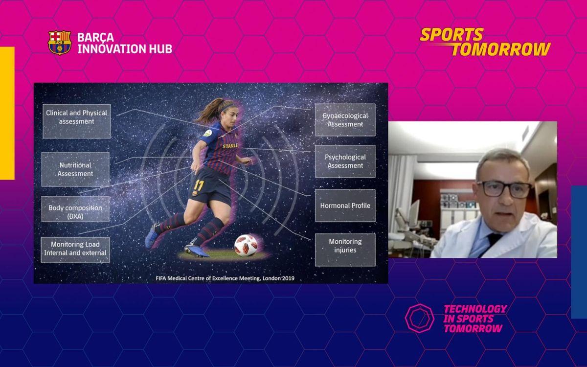 El Barça aposta per la medicina regenerativa i la biotecnologia