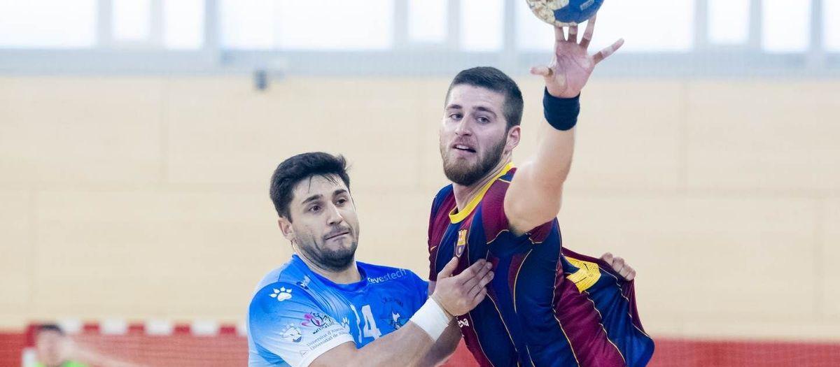 Barça B – Horneo Sporting Alicante : Cinquena victòria del filial! (37-33)