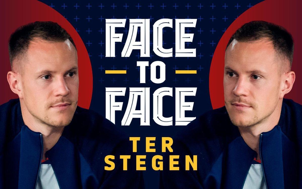 Face-à-face, avec Ter Stegen