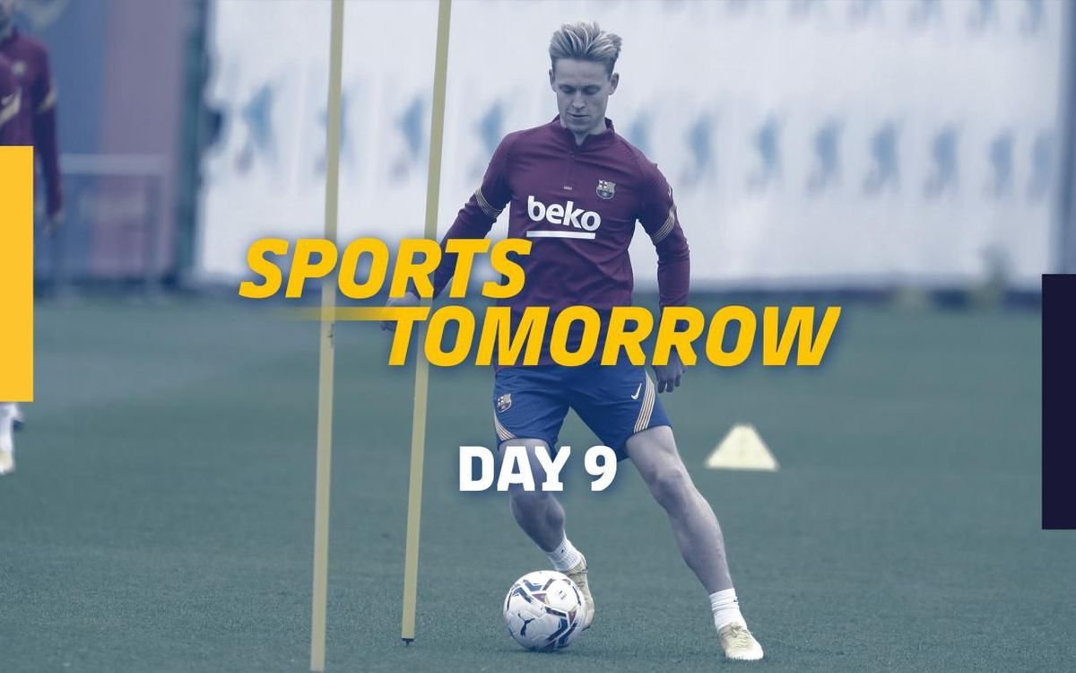 SPORTS TOMORROW - Día 9