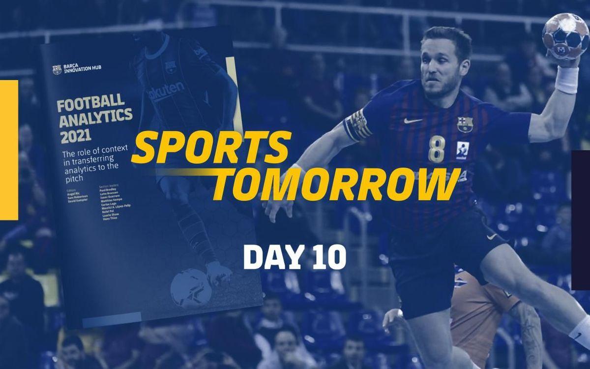 SPORTS TOMORROW - Day 10