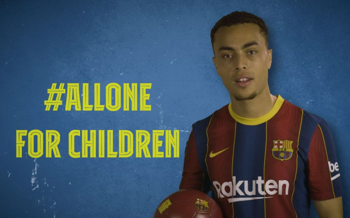 Together we are #AllOne for children