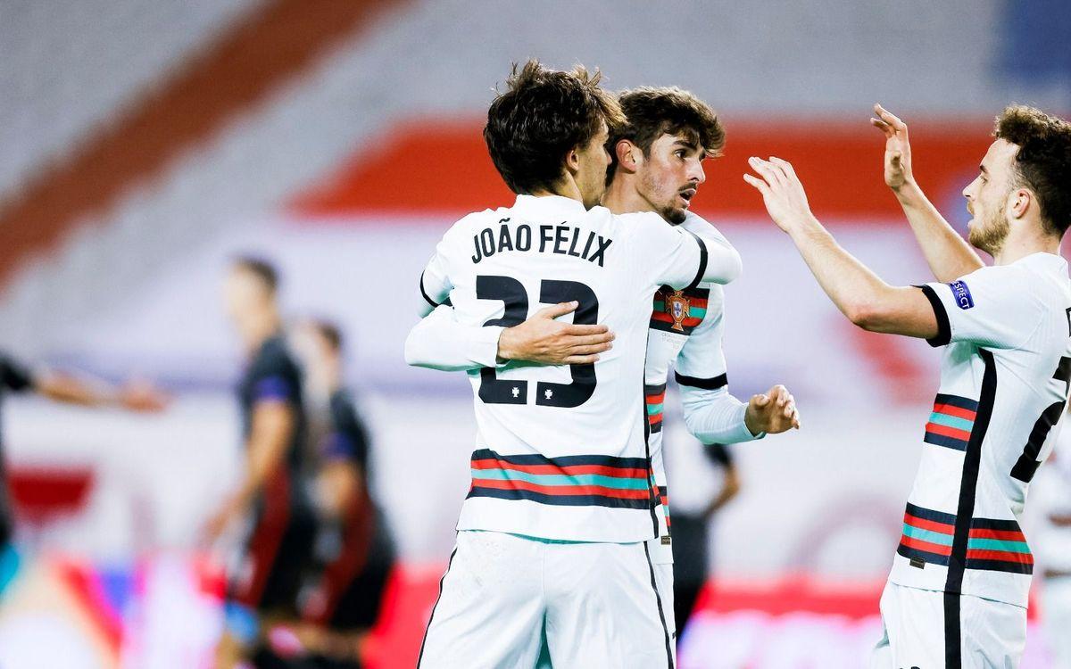 De compañeros con la selección... a rivales en el Atlético de Madrid - Barça
