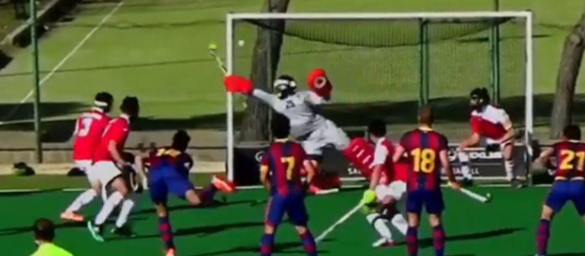 CD Terrassa y Barça Hockey Hierba se reparten los puntos