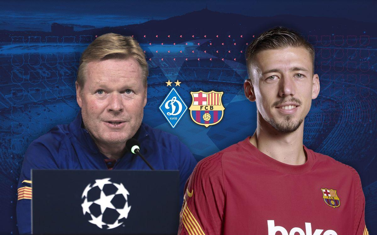 EN DIRECTO: La previa del Dinamo de Kiev-Barça