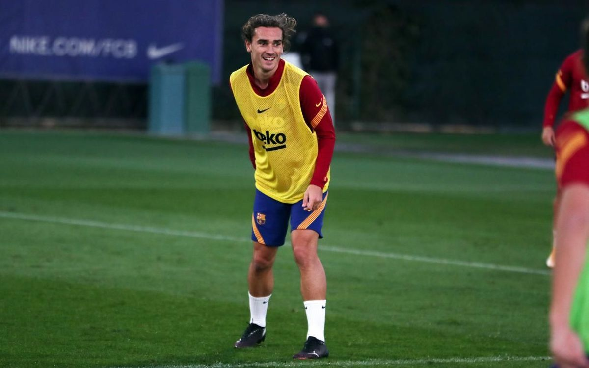 Griezmann: 'We have the talent to win big things'