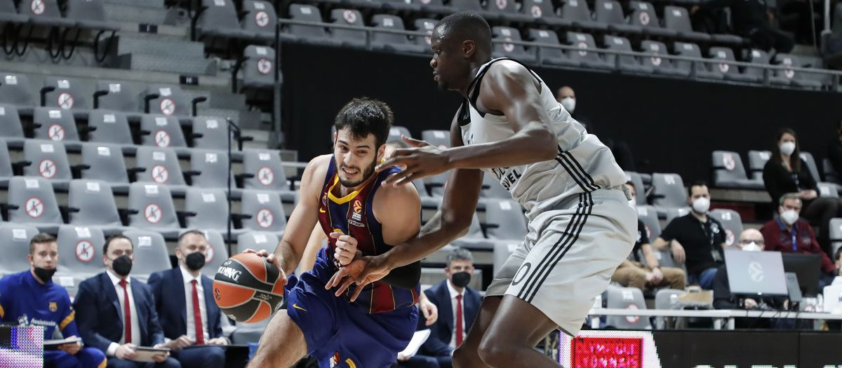 Asvel Villeurbanne - Barça: Punt final a la ratxa victoriosa (80-68)