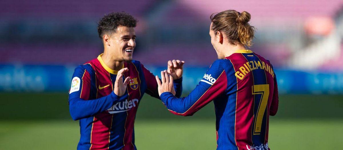 FC Barcelona 4-0 Osasuna: Anniversary tribute win