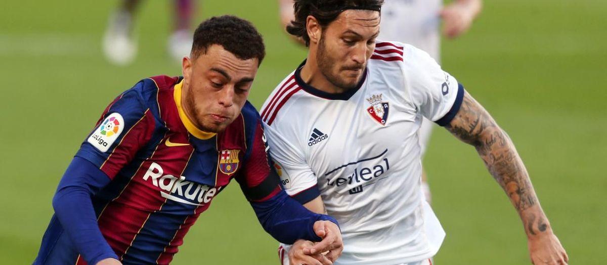 Osasuna - Barça: Toca seguir amb la ratxa