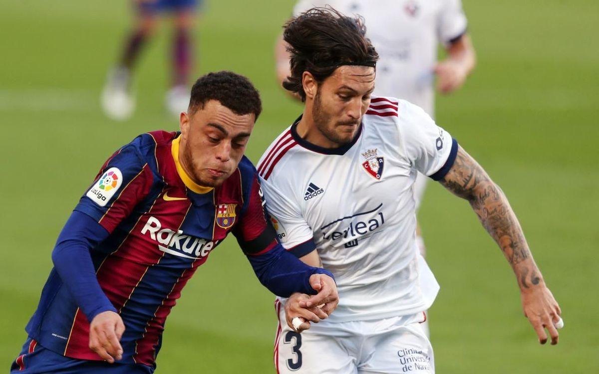 PREVIEW | Osasuna v FC Barcelona