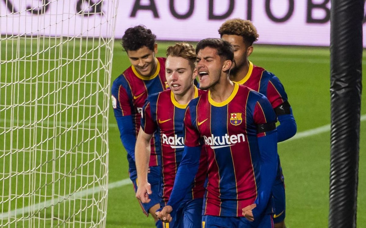Barça B 2-1 Lleida: Great win!