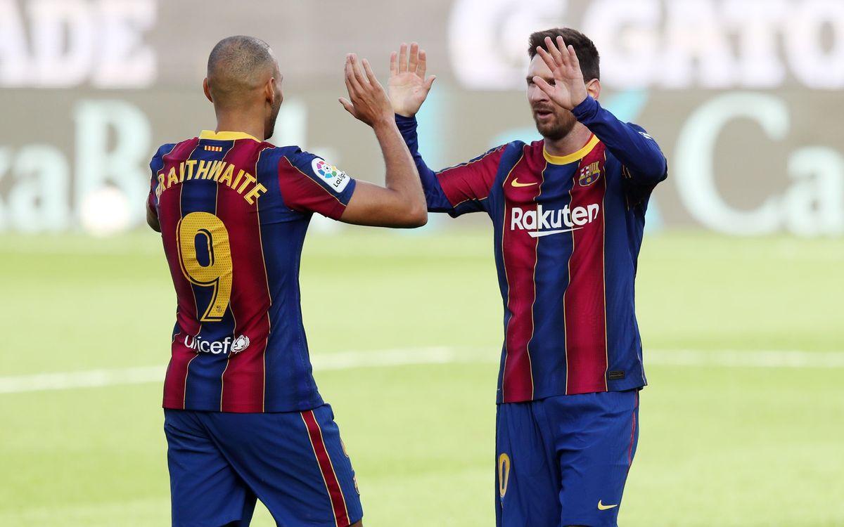 La previa del Barça-Levante: En busca del triunfo