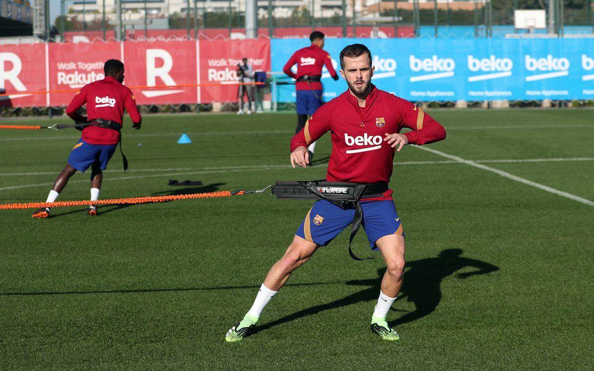 Le groupe du Barça convoqué pour Ferencvaros