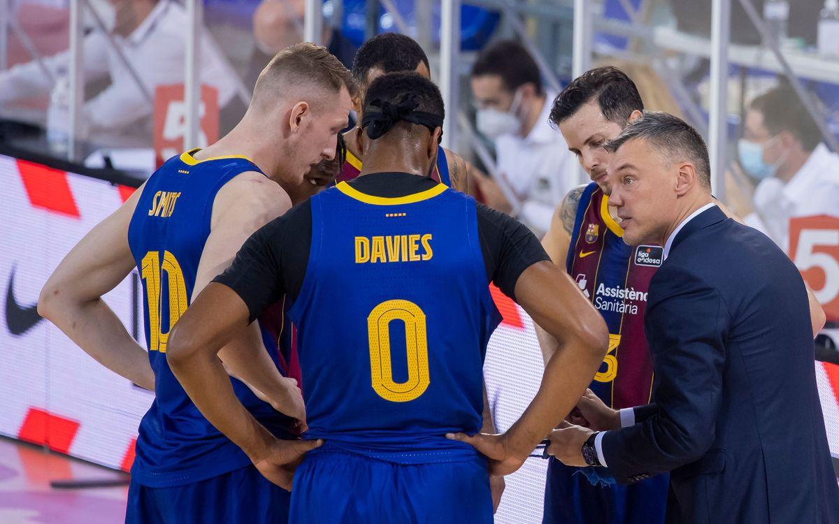 El Valencia Basket, el primer rival de un diciembre con 12 partidos