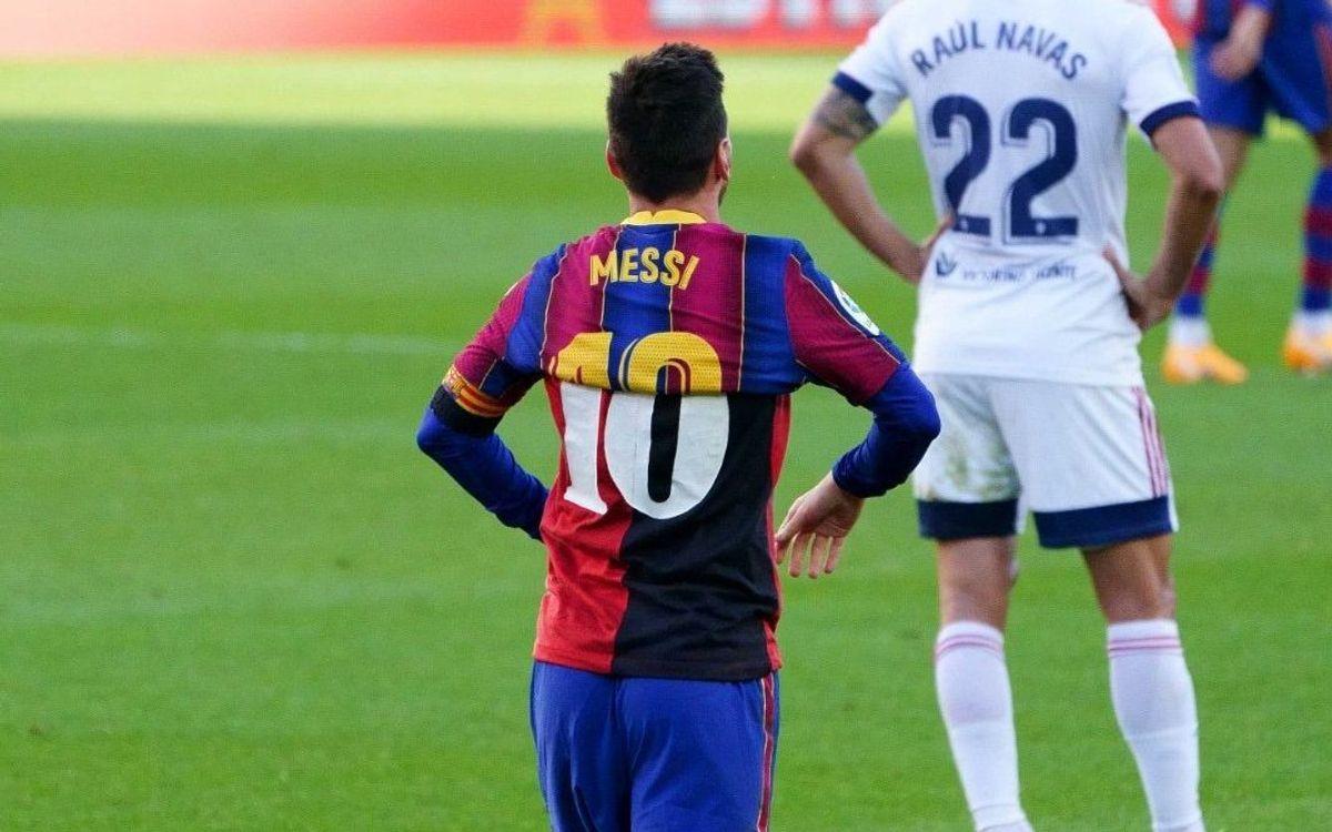 El homenaje a Maradona rompe récords en las redes sociales del Barça