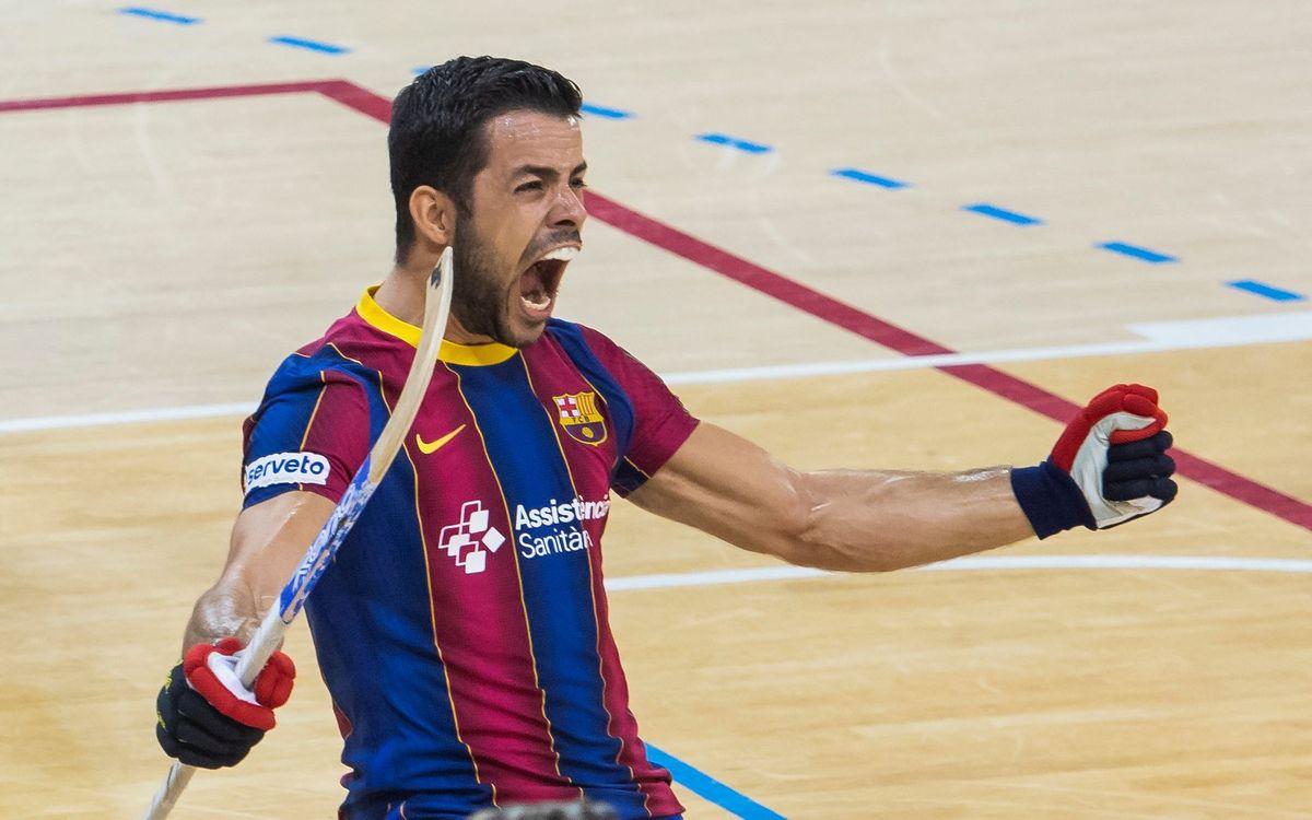 Barça – Igualada Rigat: ¡El último partido del 2020 en el Palau!