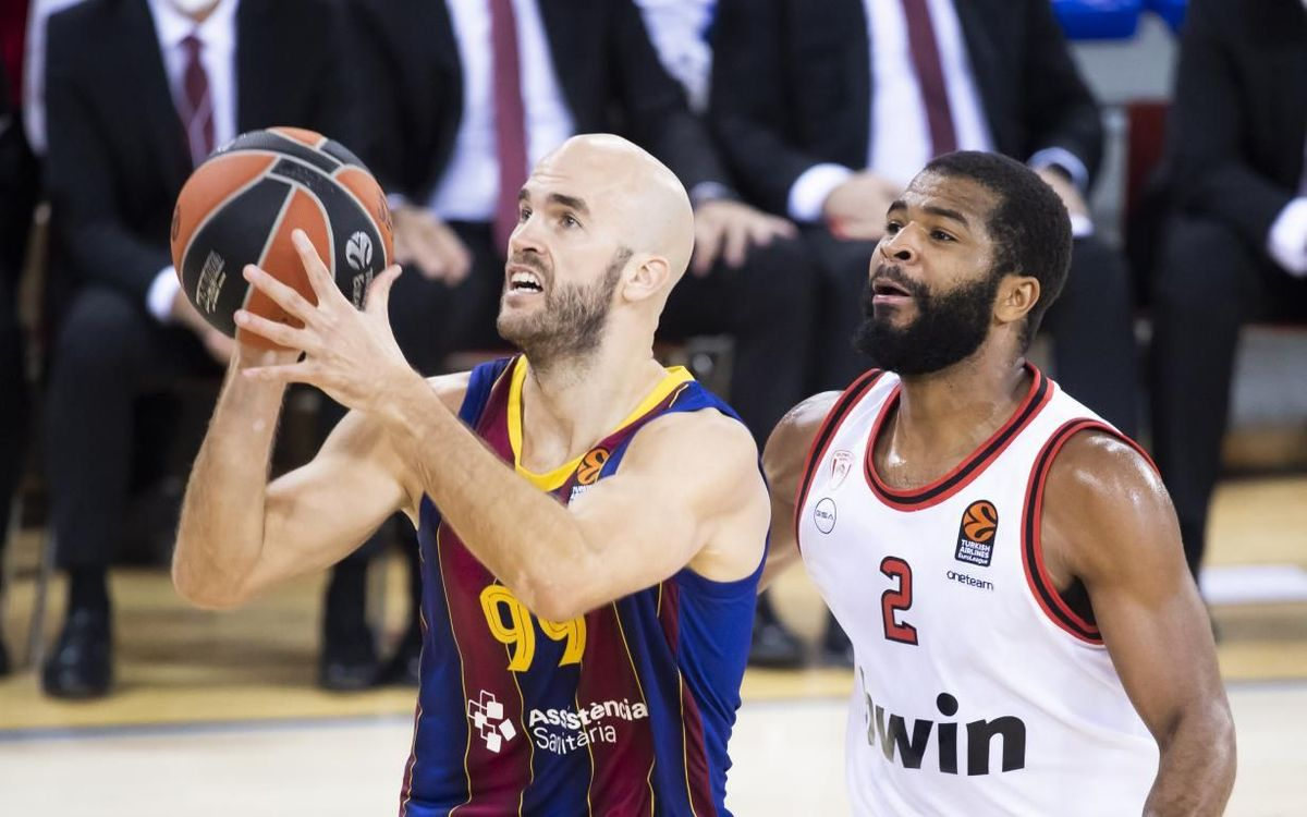 FC Barcelona 88–96 Olympiacos: First defeat at the Palau
