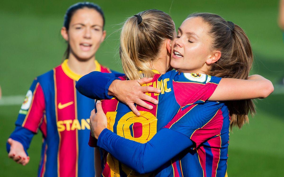 PSV Vrouwen – FC Barcelona Femení: Comienza el reto de la Champions