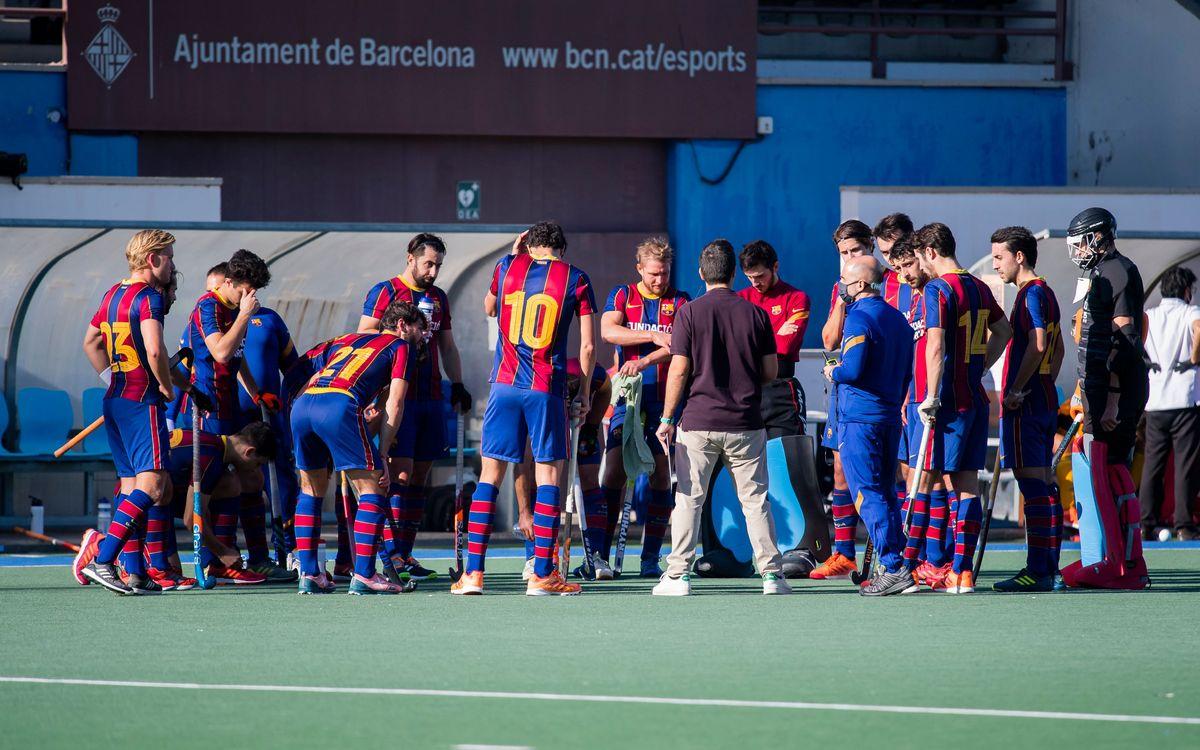 Barça–Junior, en los cuartos de la Copa del Rey de hockey hierba