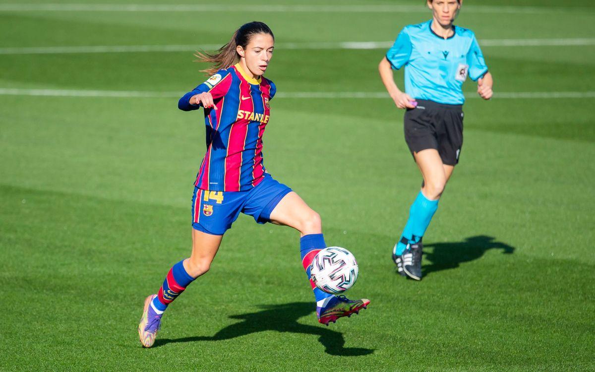 VCF Femenino – FC Barcelona Femení: Un partido diferente