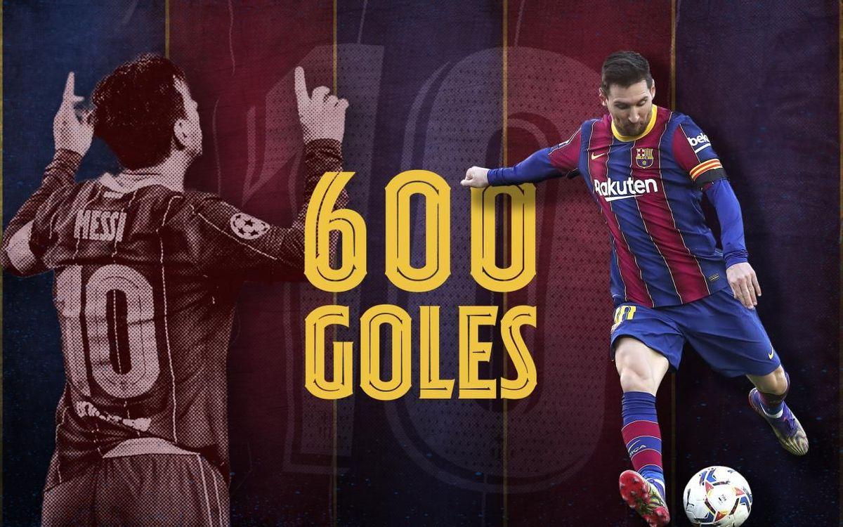 600 goles del '10'