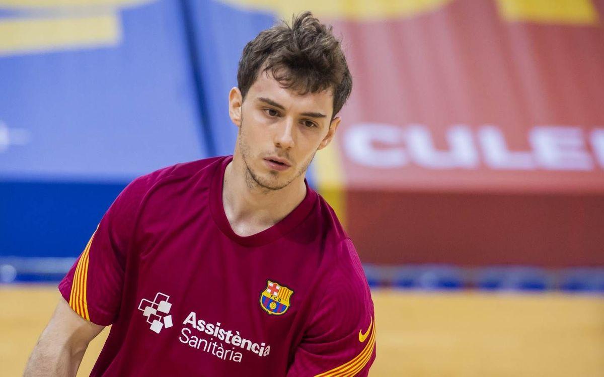 Taradell – Barça : Con la máxima concentración