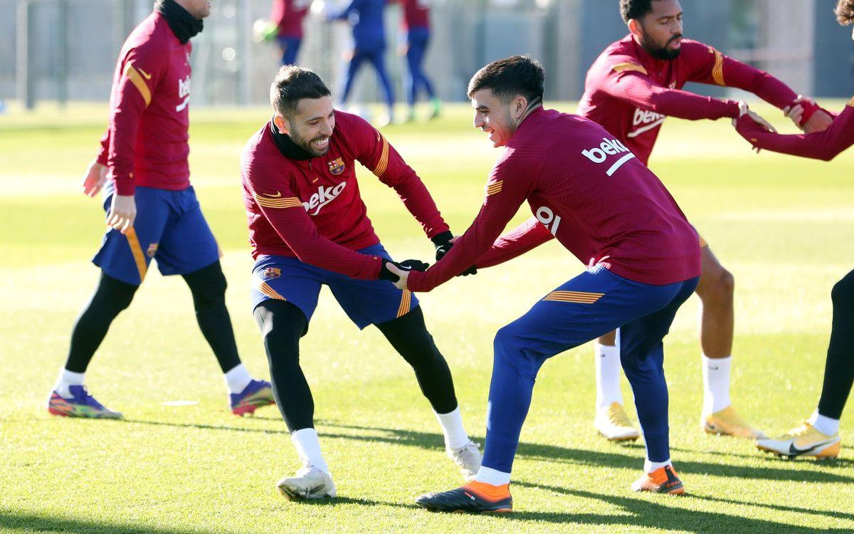 The squad for Levante