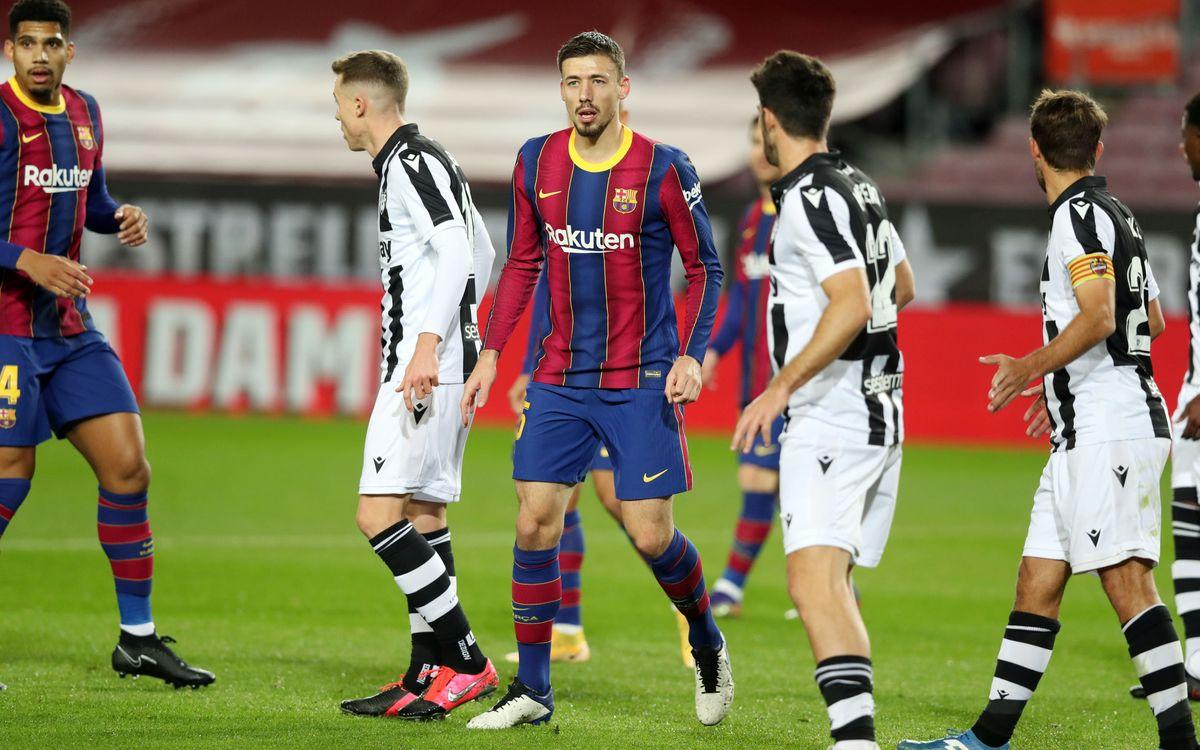 Levante v Barça: Did you know?