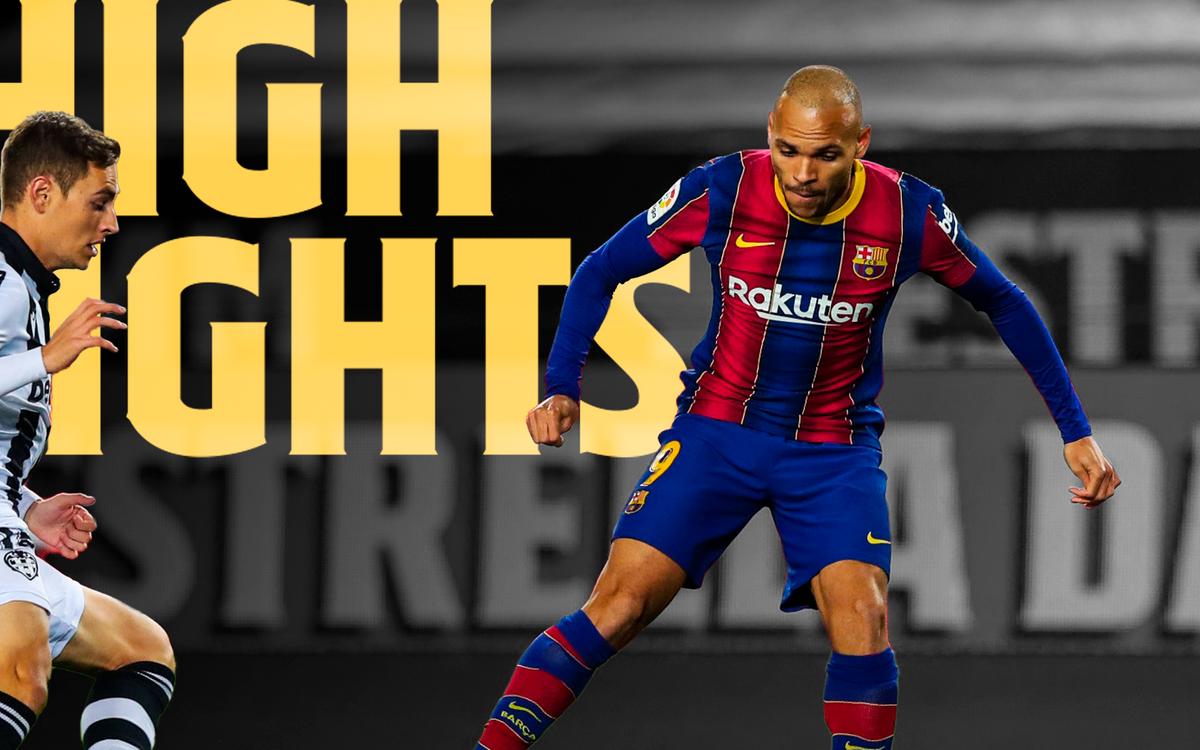 Les moments forts de Barça - Levante (1-0)