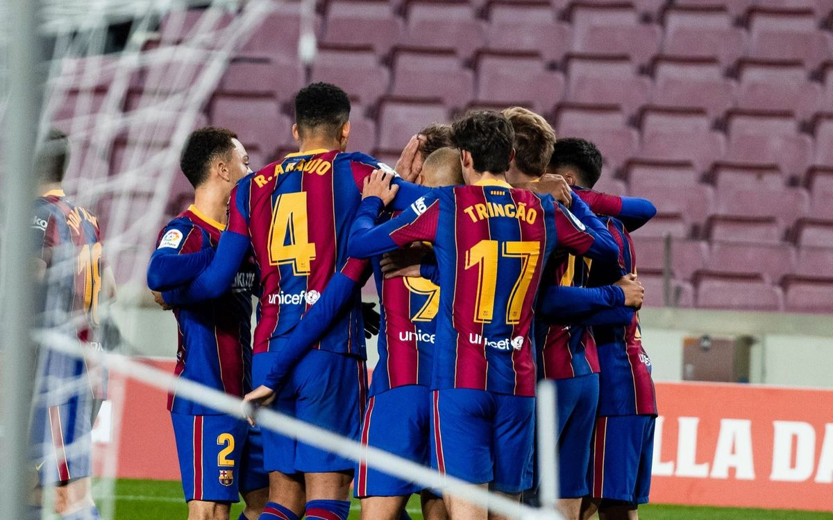 Barça - Levante : Les Catalans repartent de l'avant (1-0)