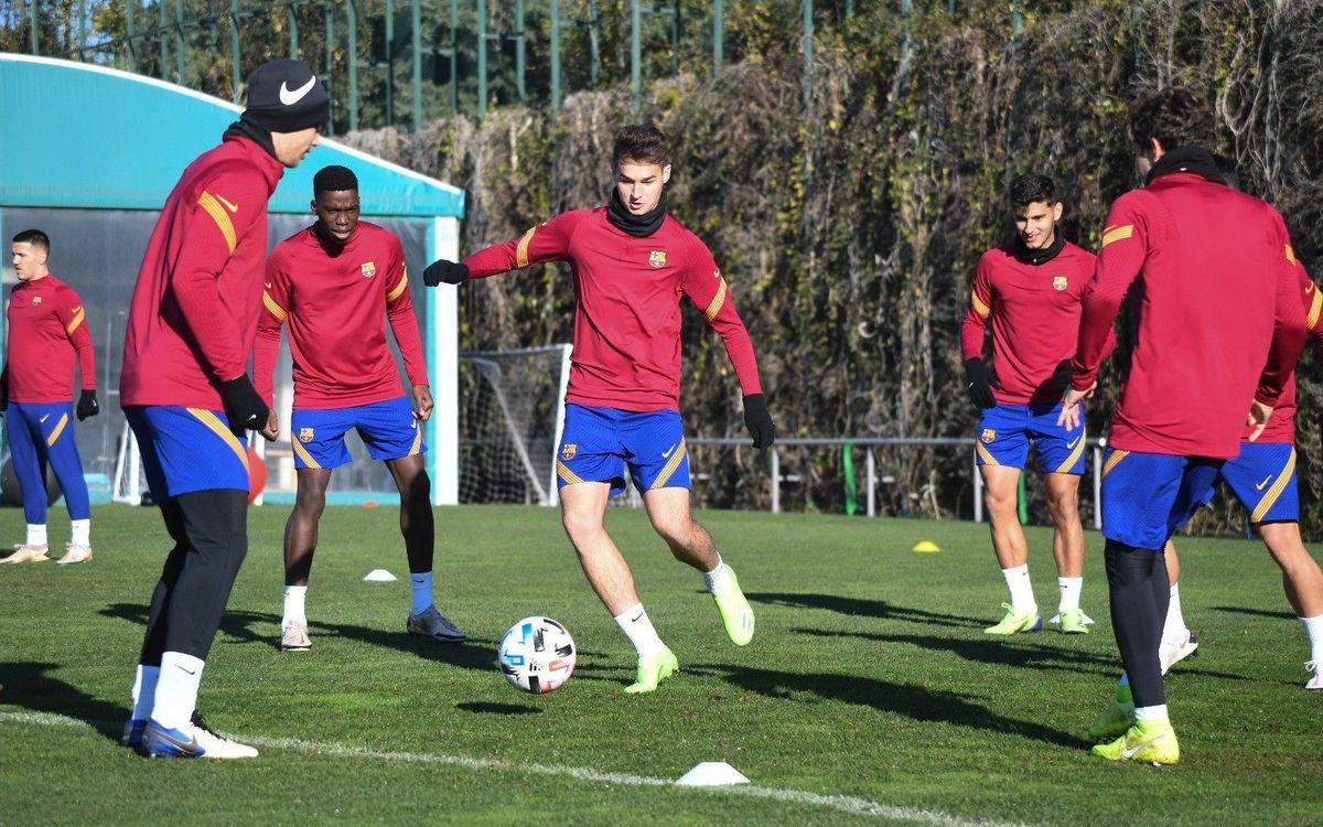 [PREVIA] Barça B - Espanyol B: Un derbi con mucho en juego