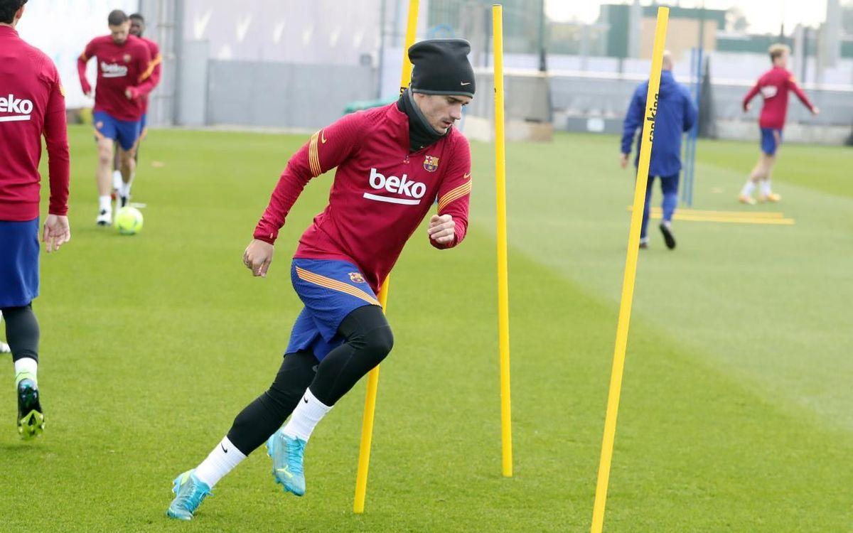 Le groupe du Barça convoqué pour affronter la Real Sociedad