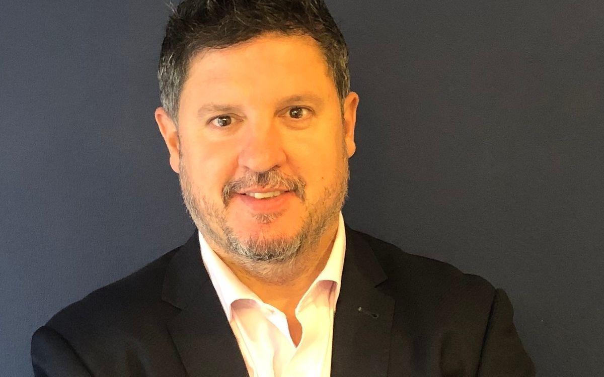 Salvador Sicart, nuevo directivo de la Agrupación de Jugadores del FC Barcelona.