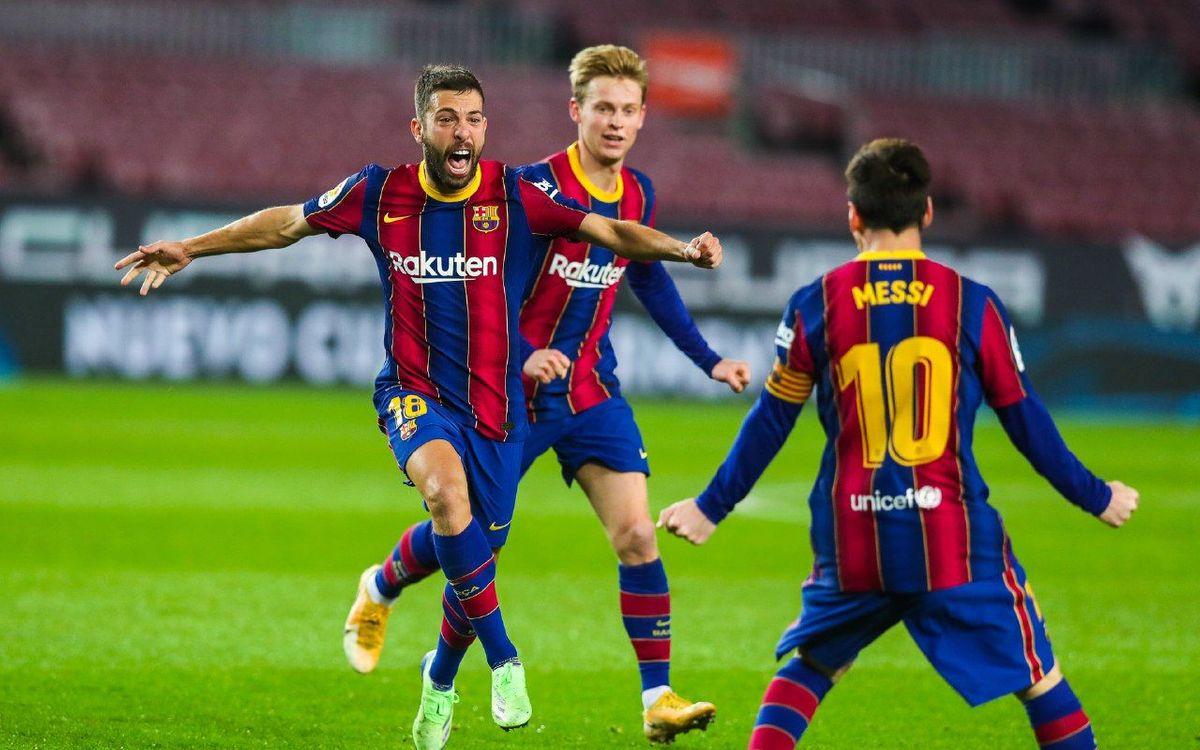 Barça 2-1 Real Sociedad: Comeback to beat the leaders
