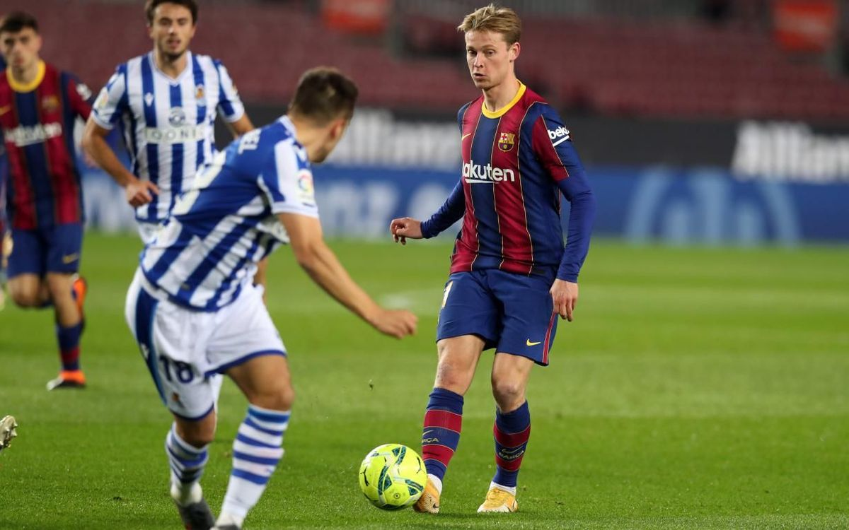 Real Sociedad v Barça: Did you know?