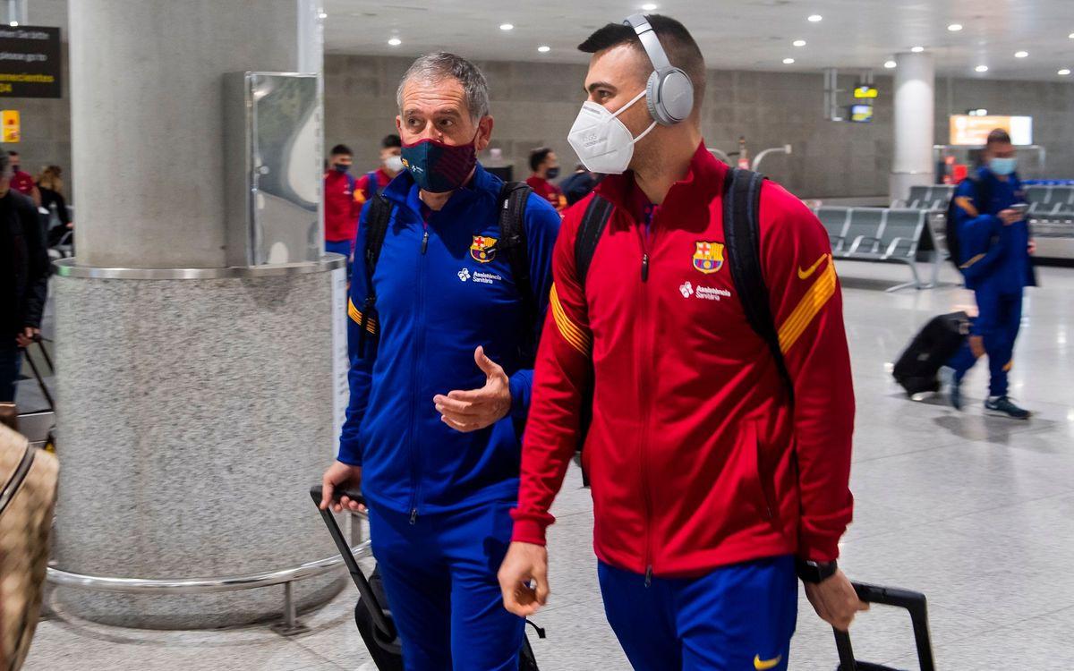 Betis-Barça: comienza la defensa del título