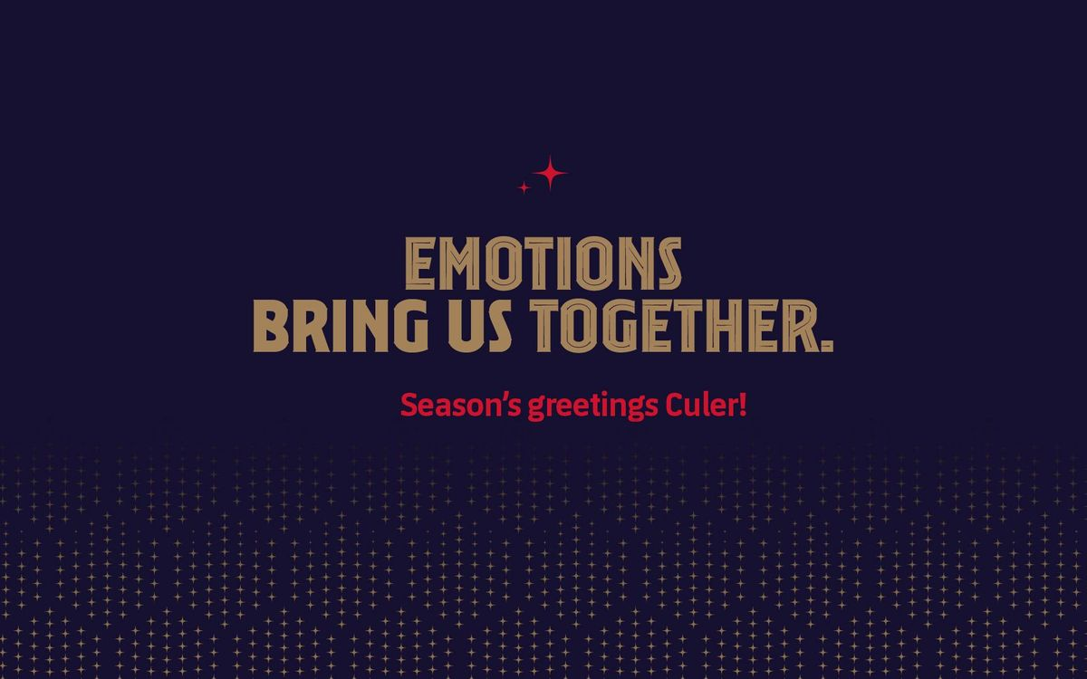 'Emotions bring us together'