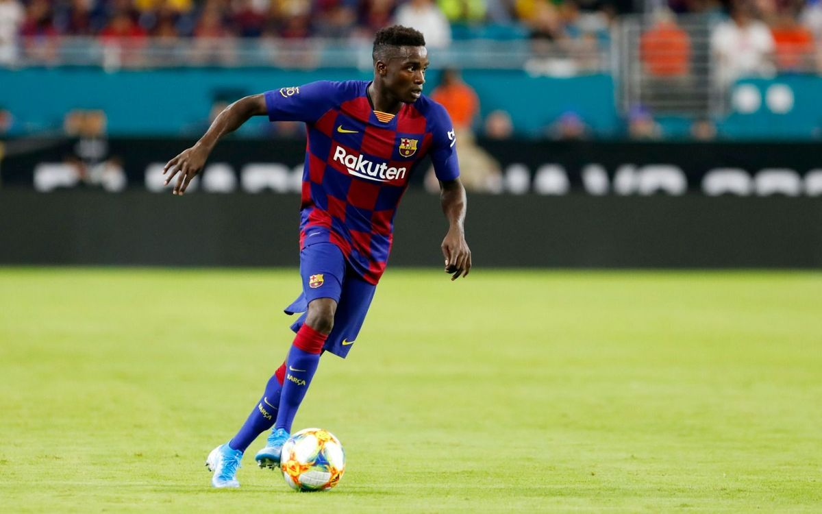 Moussa Wague, opéré avec succès