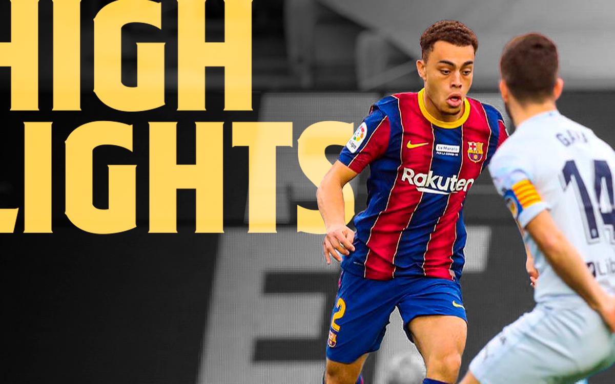 Les moments forts de Barça - Valence (2-2)