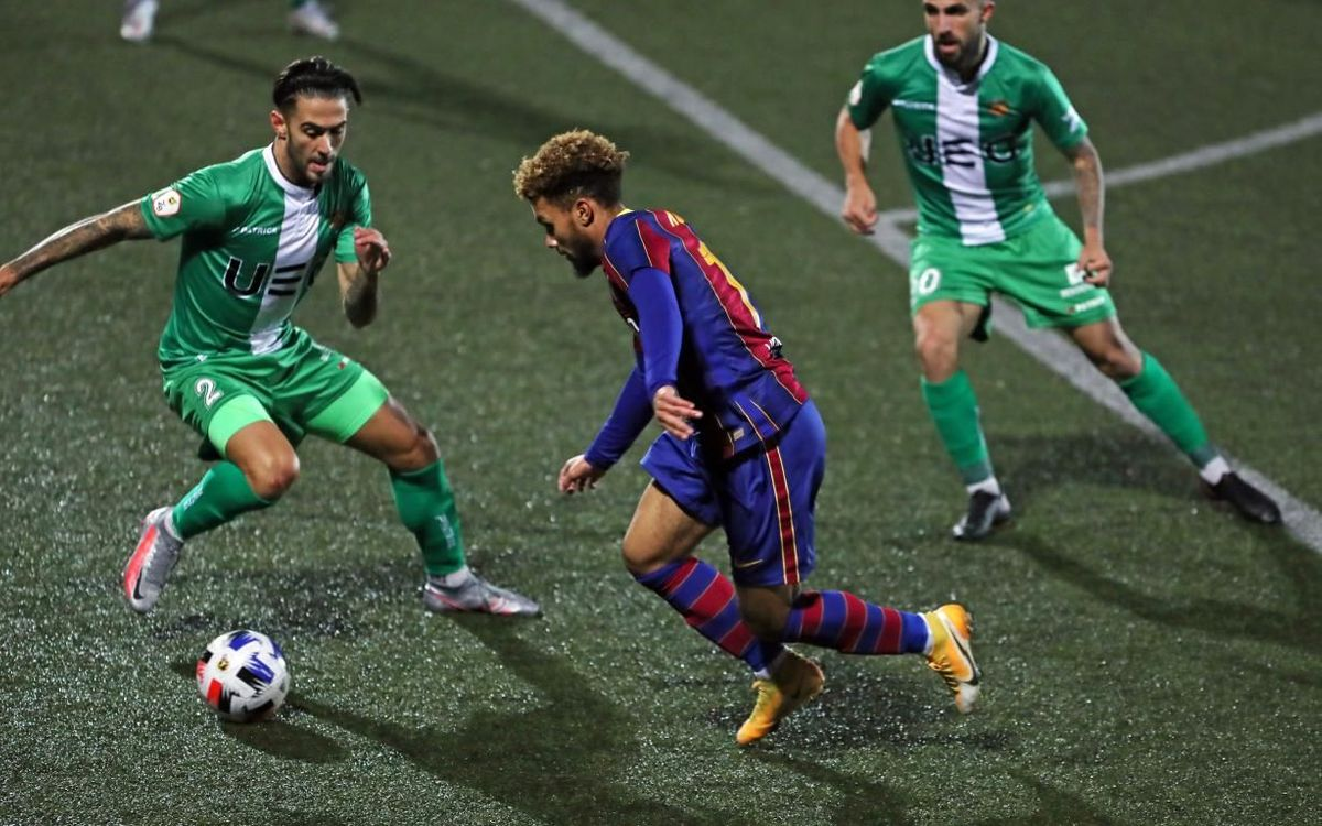 Three Barça wins at Cornellà already this season
