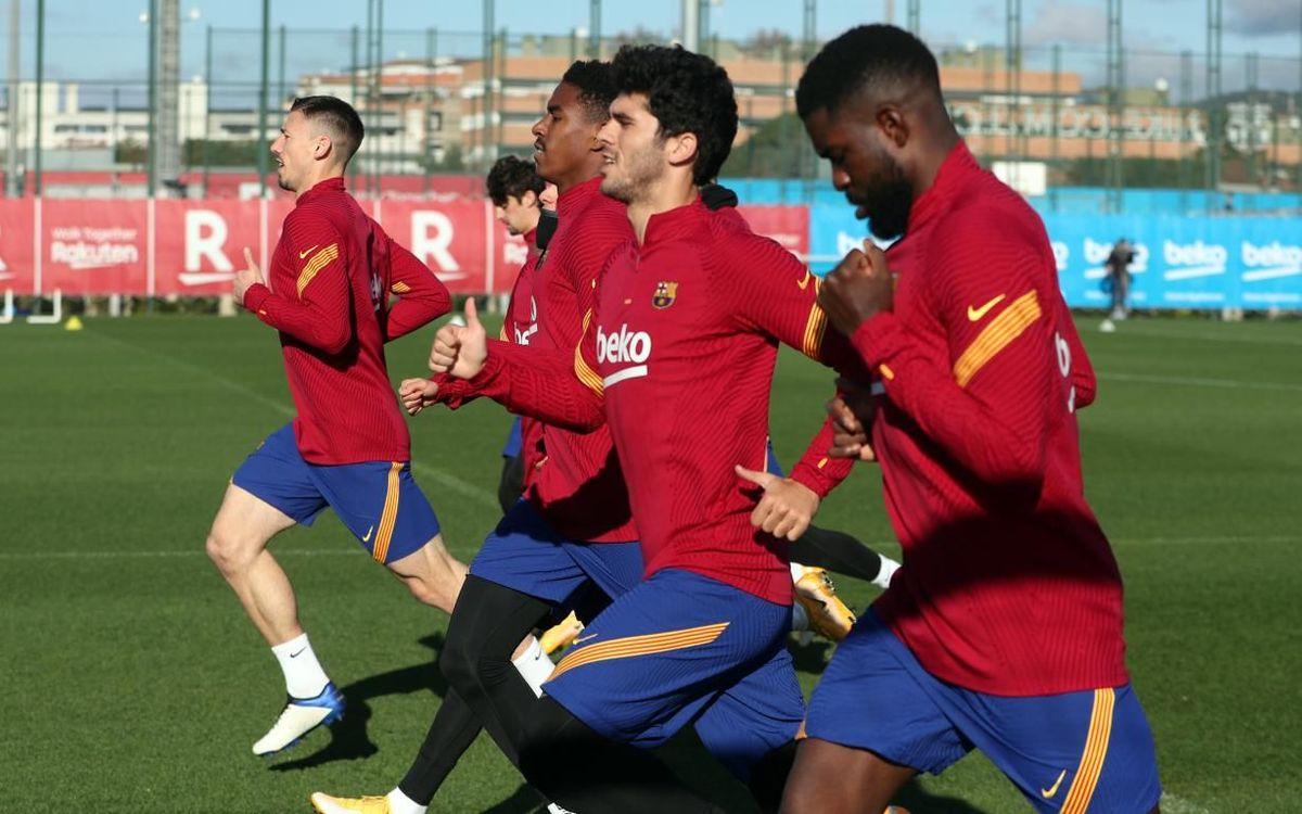 L'agenda de la semaine de Noël du Barça