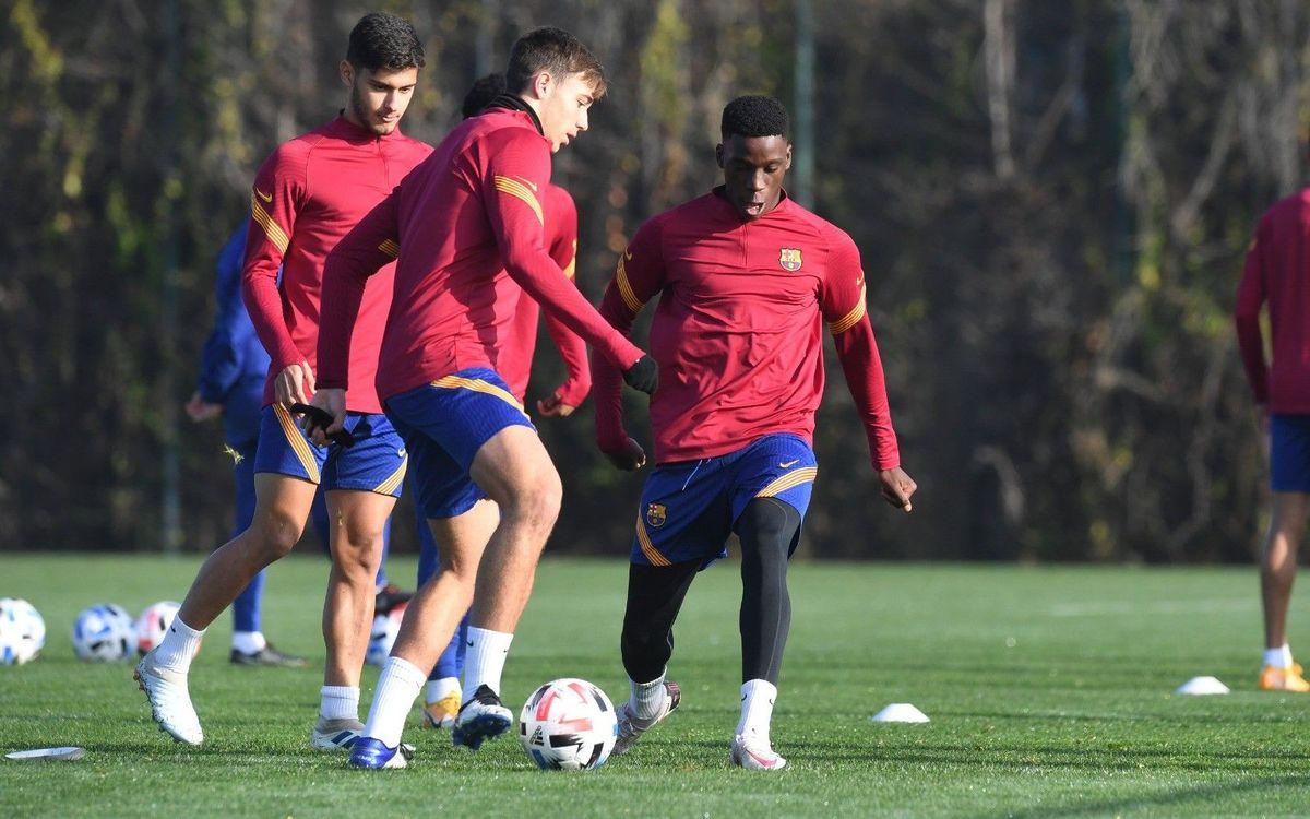 [PREVIA] Cornellá - Barça B: Visita uno de los campos más difíciles de Segunda B