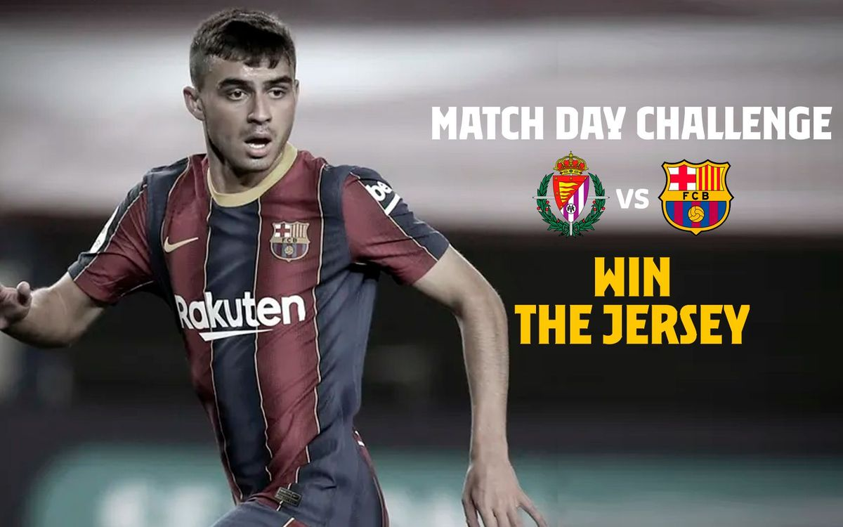 The Match Day Challenge is ON! Are you ready?