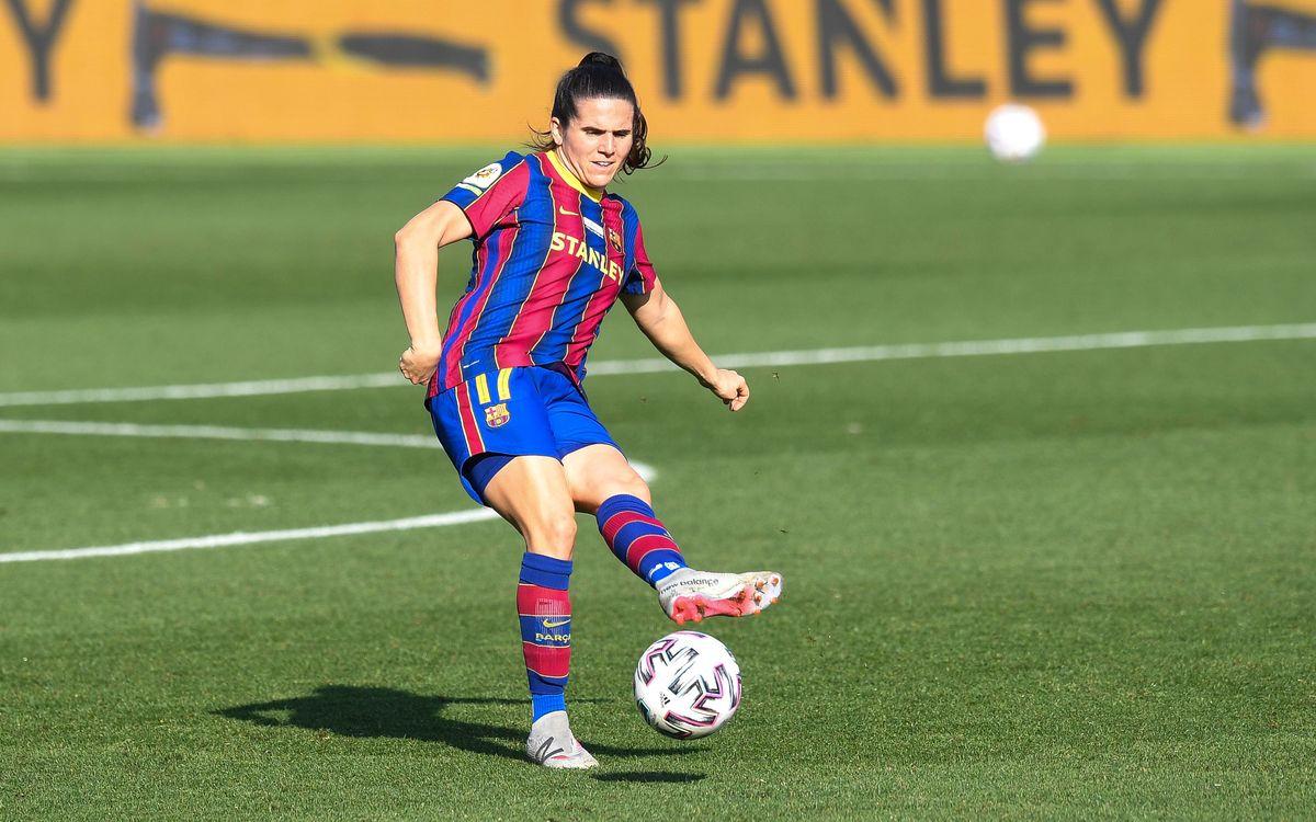 RC Deportivo – FC Barcelona Femení: A cerrar el año con victoria