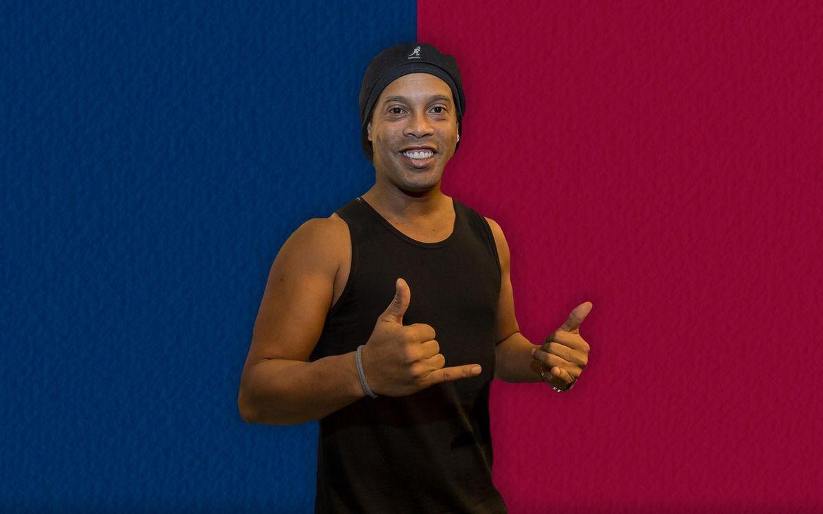 Les décisions impossibles de Ronaldinho