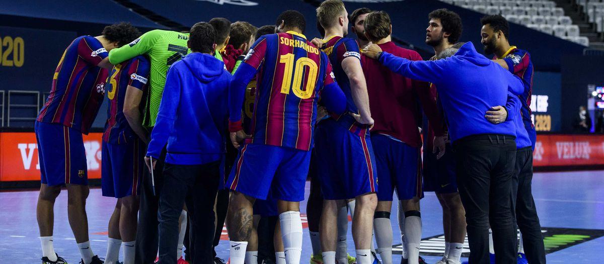 THW Kiel 33-28 FC Barcelona: Not to be