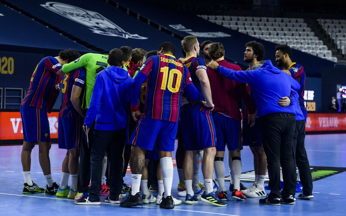 THW Kiel 33-28 FC Barcelona: Not to be
