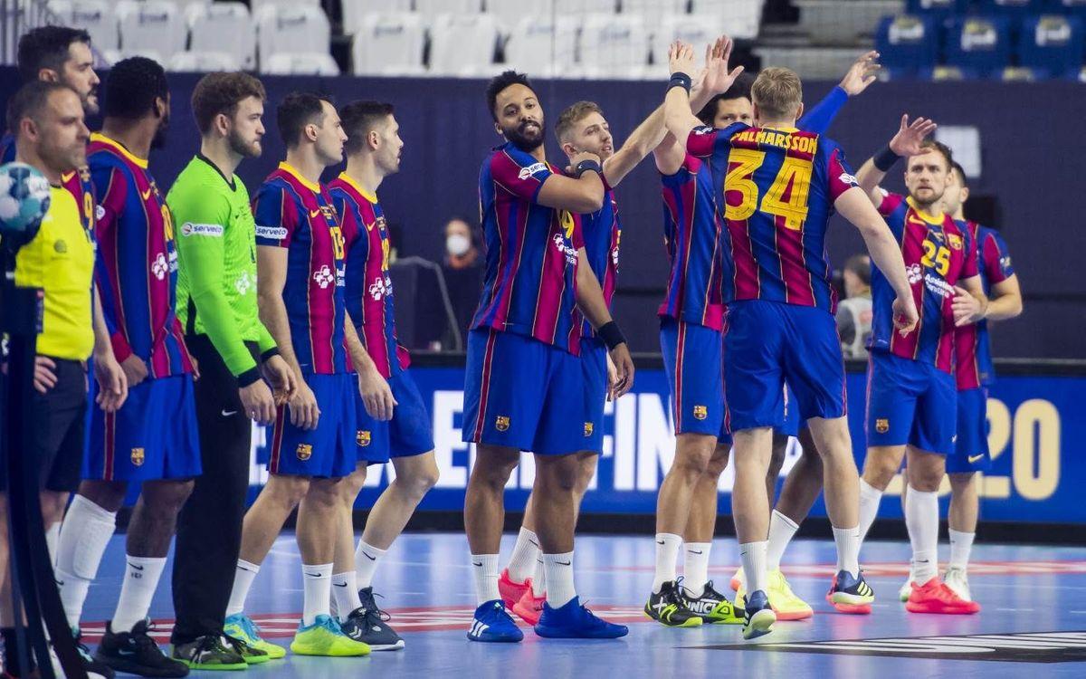 THW Kiel - Barça: ¡La gloria europea nos espera!
