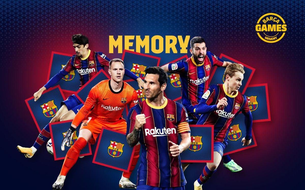 El 'memory' de los compañeros de año: ¡Emparéjalos!