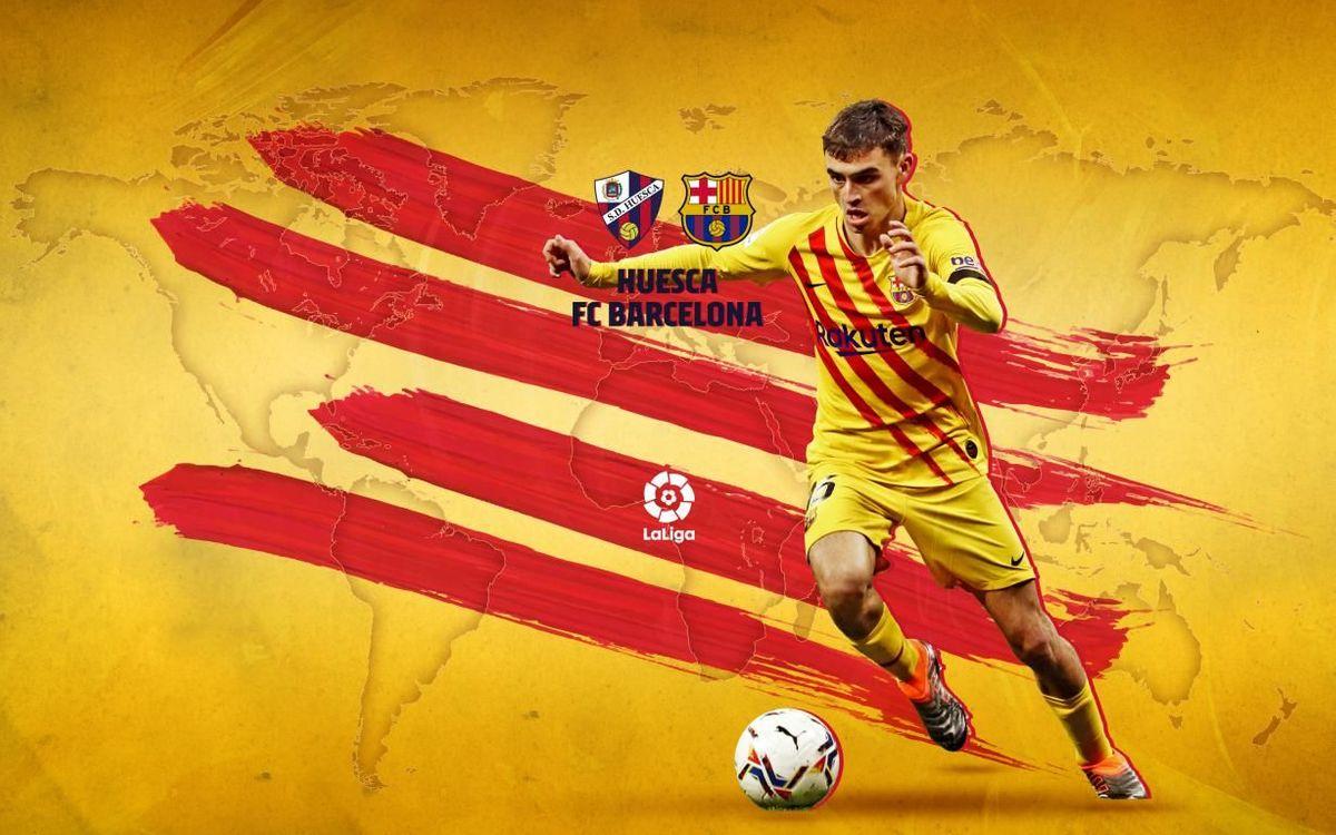 When and where to watch Huesca v Barça